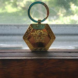 Versace Parfums Keychain
